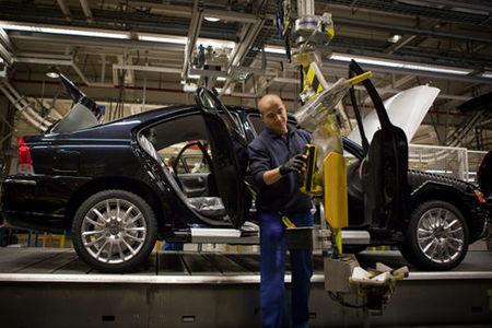 Sale el último Volvo S60 de Gante