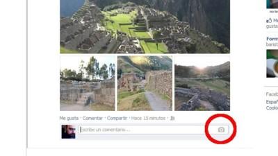 Facebook permite subir fotos a los comentarios y rediseña las estadísticas de las páginas