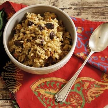Arroz al estilo marroquí: la receta que inundará vuestra cocina de aromas lejanos