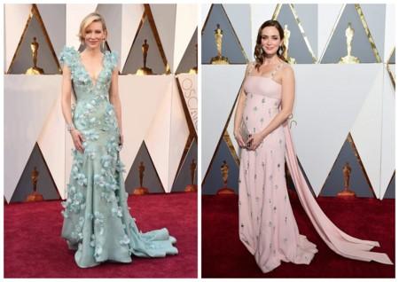 Looks Pastel Oscar 2016 2