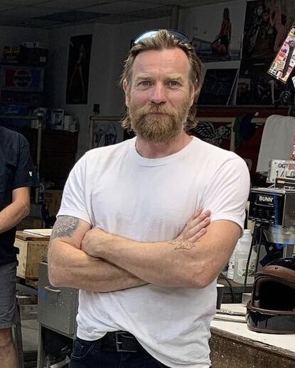 Ewan Mcgregor Barba