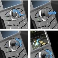Concepto de diseño: utilizar un jostick en el móvil para jugar