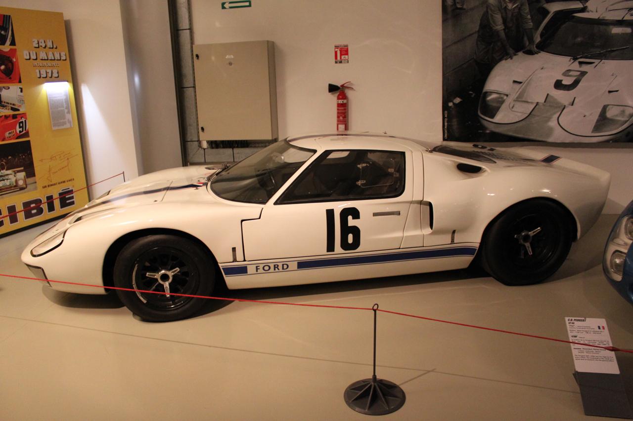 Foto de Museo 24 horas de Le Mans (155/246)
