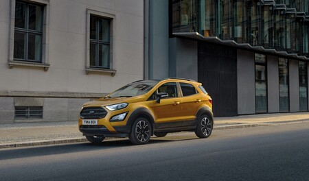 Ford EcoSport Active 2020