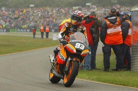 MotoGP Holanda 2011: Marc Márquez vuelve a ser el más inteligente y gana en Moto2