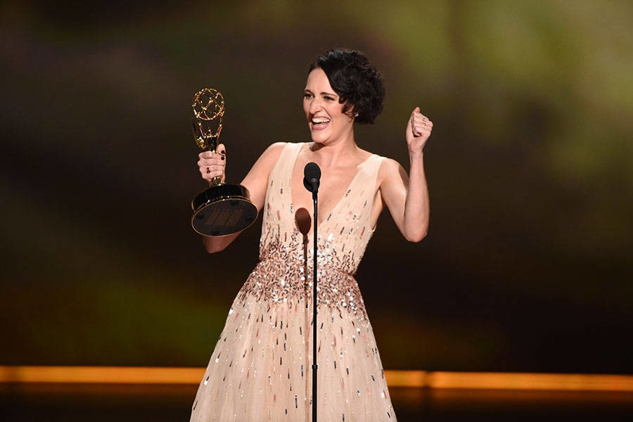 Phoebe Waller-Bridge signed by Amazon: the winner of the Emmy for