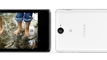 Sony Xperia V camera