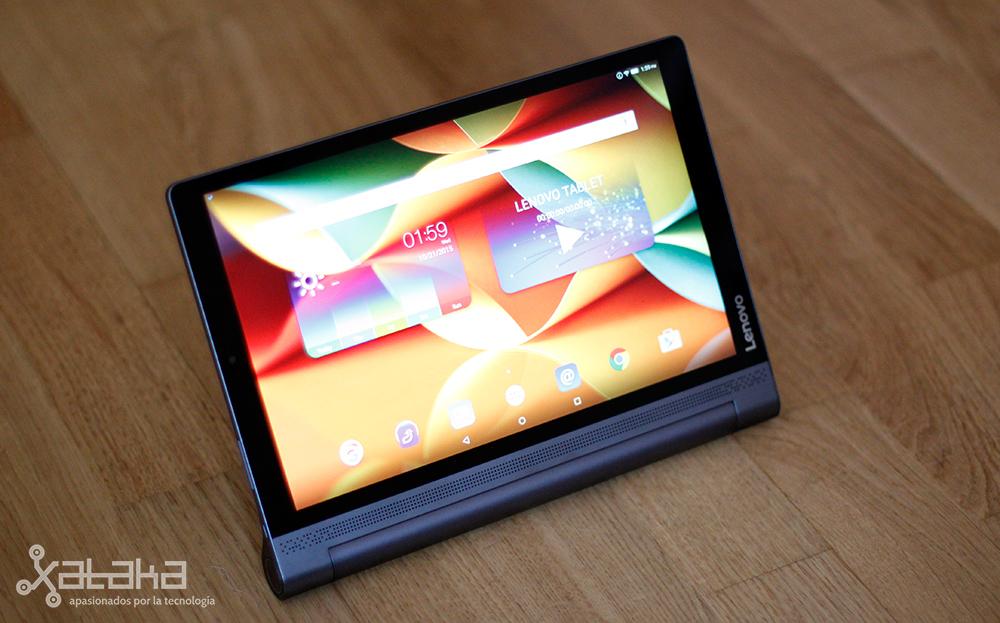 Foto de Lenovo Yoga Tab 3 Pro (1/10)