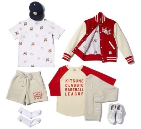 Maison Kitsune Reebok Classic