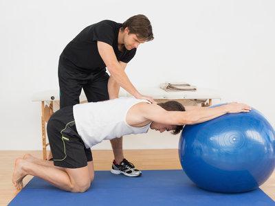 Un masaje no es lo mejor que puedes hacer para recuperarte de una lesión