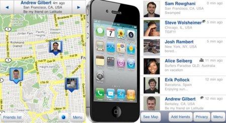 Google podría lanzar una app de Latitude para iOS en breve