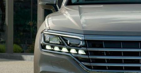 Volkswagen Touareg 2019, la tercera generación se descubre en este vídeo teaser