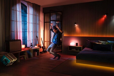 Sincroniza música e iluminación con Philips Hue + Spotify para crear un ambiente único en casa