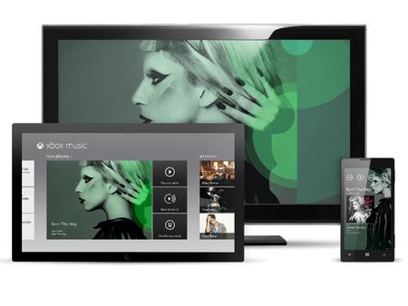 Xbox Music, el servicio para música en streaming de Microsoft