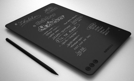 NoteSlate, el eslabón perdido de los tablets