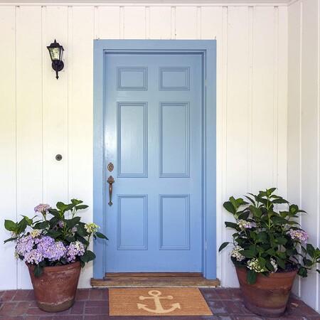 Una buena primera impresión: ocho felpudos con los que mantener limpia y bonita la entrada de casa o del jardín