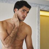 Carlos Sainz se convierte en la nueva imagen de Shiseido Men