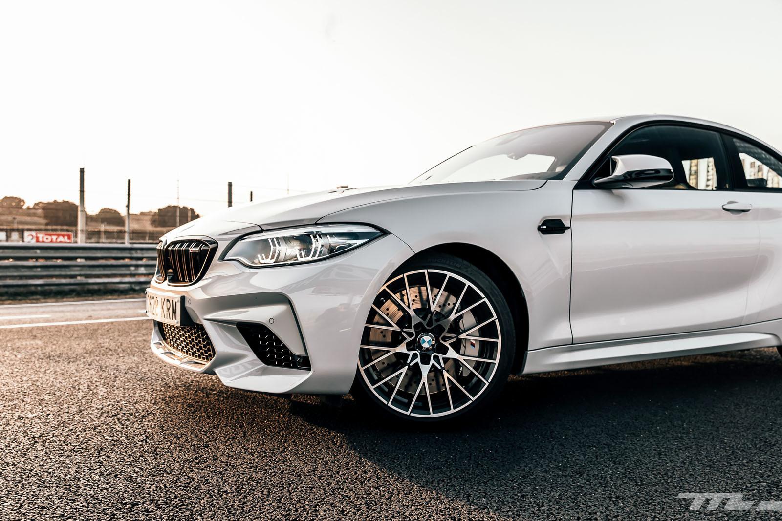 Foto de BMW M2 Competition (prueba) (16/42)