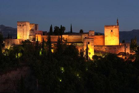 Alhambra noche