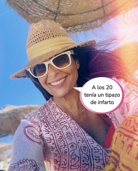 Los veranos de infancia de Nuria Roca: las fotografías más tiernas (y pa' mearse de risa) de la colaboradora de 'El Hormiguero'