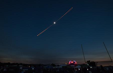 Eclipse Solar 2017 Nasa 3