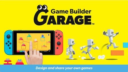 'Game Builder Garage', lo nuevo para Switch que te permitirá crear tus propios juegos: Nintendo quiere que todos seamos programadores