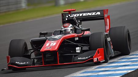 João Paulo de Oliveira se impone en una carrera de la Super Fórmula con lluvia sorpresa