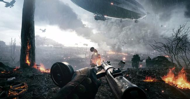 Battlefield 1 Multijugador