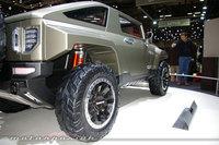 Tengzhong debería añadir nuevos modelos a la gama de Hummer