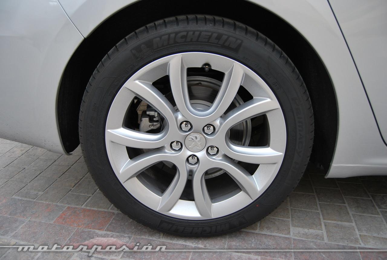 Foto de Peugeot 508 y 508 SW (presentación) (76/118)
