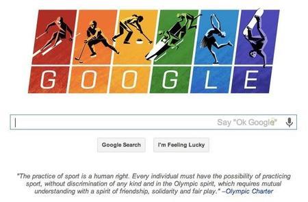 Google muestra solidaridad y apoyo en el Doodle de hoy