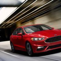 Ford Fusion V6 Sport es el guerrero que estabas esperando para enfrentarte a los baches