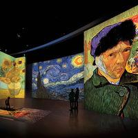 Van Gogh Life llega a Madrid, sus obras como nunca antes las habías visto