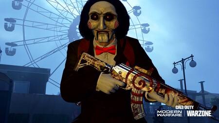 Halloween llega a Call of Duty: Modern Warfare: los zombis, SAW y La matanza de Texas aterrizan en el modo Warzone