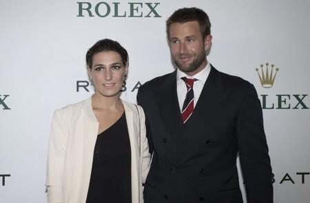 Eugenia Osborne y Juan Melgarejo