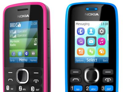 Nokia 110 y 112