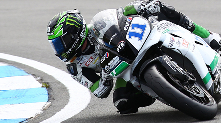 Supersport Europa 2012: Sam Lowes regala su primera victoria a su público