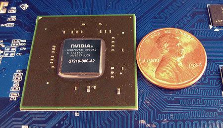 NVidia GT220 y G210 en 40 nanómetros, por fin en el mercado