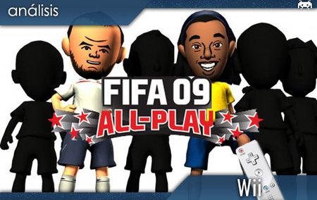 'FIFA 09 All-Play'. Análisis
