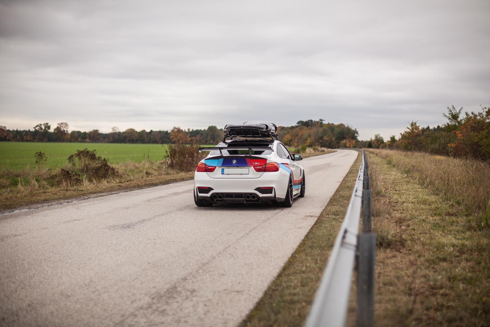 Foto de BMW M4R (25/29)