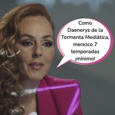 'Contar la verdad para seguir viva 2': Telecinco y 'La Fábrica de la Tele', en negociaciones con Rocío Carrasco para grabar una segunda temporada de la docuserie