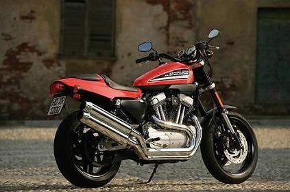 Harley Davidson XR1200 prototype