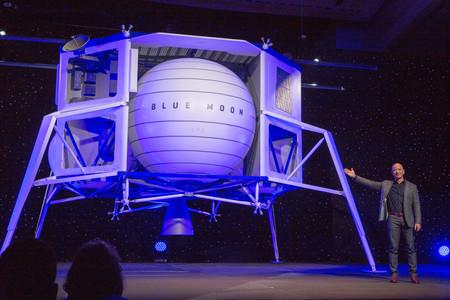 'Blue Moon': así es el ambicioso plan de Jeff Bezos con Blue Origin para llegar a la Luna