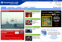 Myspacetv ya está en el aire