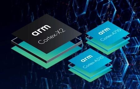 ARM nos muestra el armamento de los smartphones que veremos en 2022: así son los Cortex-X2, Cortex-A710 y Cortex-A510