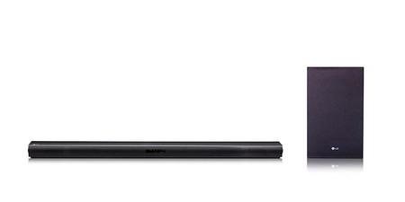 Con el sistema LG SJ3, el sonido de tu TV plana mejorará por sólo 139 euros en PCComponentes