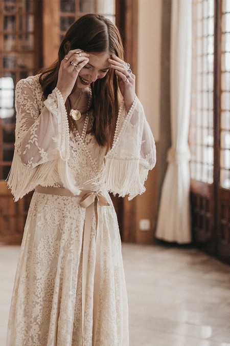 inmacle vestido de novia