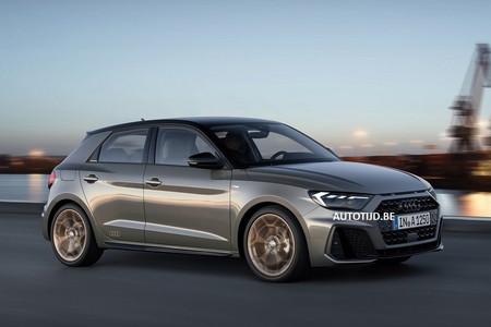 Audi A1 filtrado
