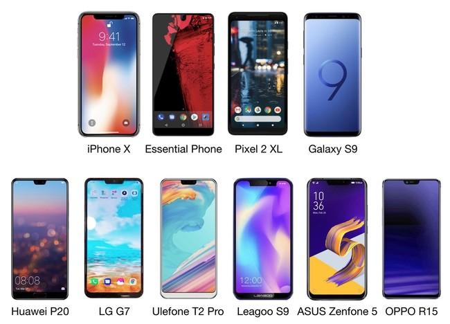 Copias iPhone X