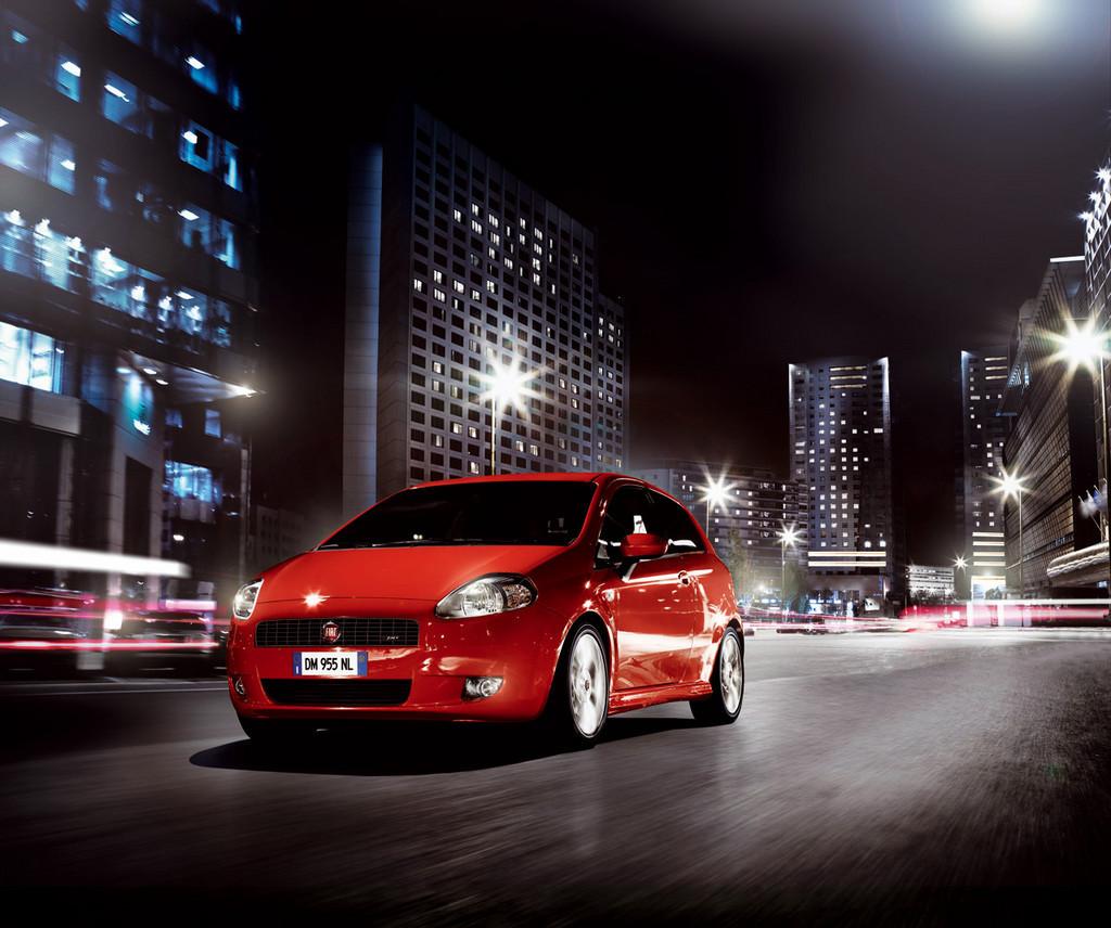 Foto de Fiat Grande Punto MY 2008 (1/30)